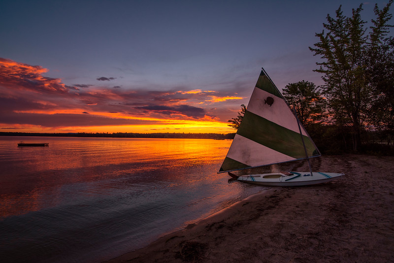 Sebago Lake August Sunset.jpg