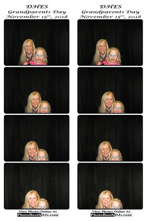 11/15/2018 DHES Grandparents Day (PhotoStrips)