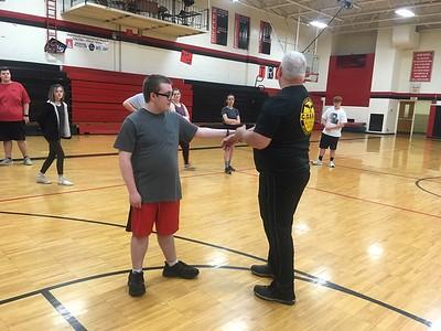 Gym Class - Self Defense