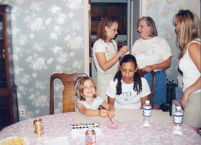 2002 Gathering at Pat & Vic's July 27