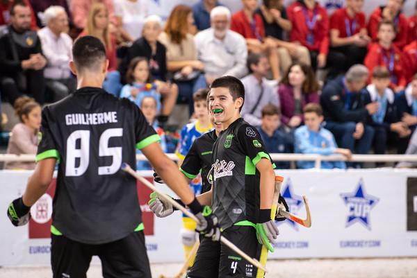 Final: CH Caldes vs AD Valongo