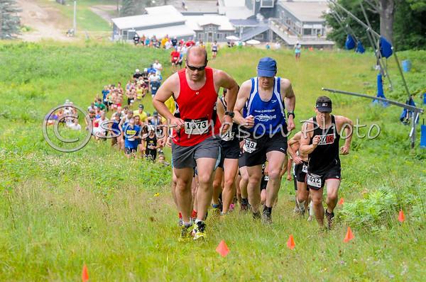 Cranmore Hillclimb 2014 Lap1