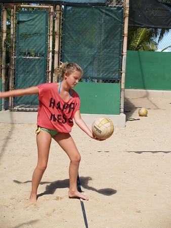 2013 Junior Volley Clinic 7-20-2013