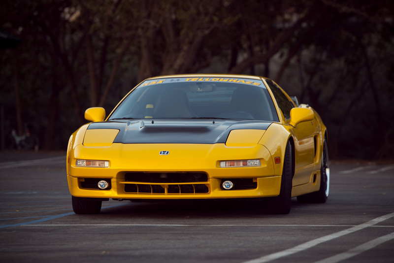 Yellowhaze's NSX