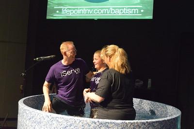 2013 Baptisms November