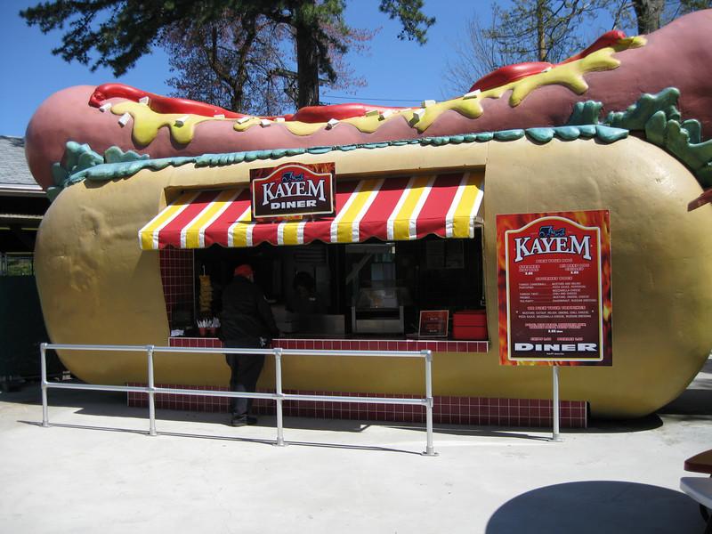 Kayem Diner.