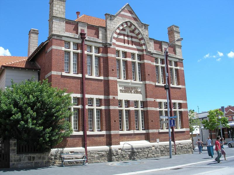 Fremantle Technical School