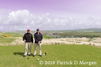 Ballybunion Golf Club, County Kerry, Ireland 04-26-2018