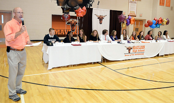 Signing Day, More Pictures Coming