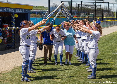 vs UNCW  5-4-13  (senior day)