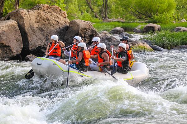 River City Adventures 6-20-15 230 PM Trip