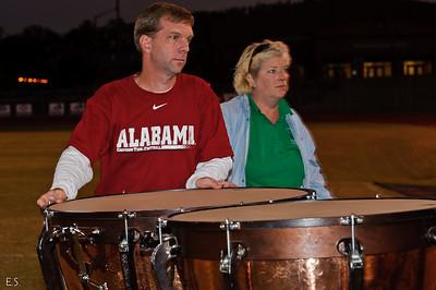 2011 RHS Marching Band Volunteers