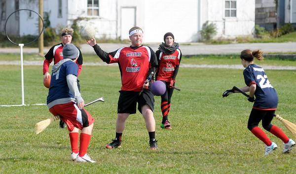 Ball Brothers Brawl Quiddich Tournament