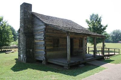 David Crockett Birthplace