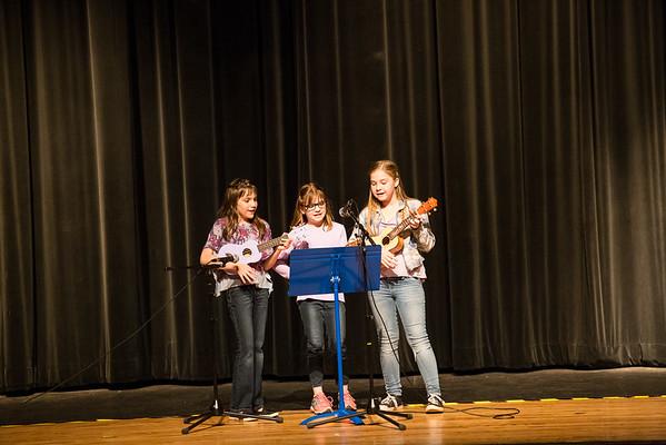 2018 4th Grade Talent Show