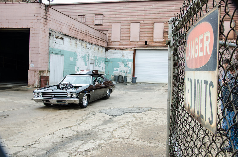 RPM MAG - Chevelle Shoot