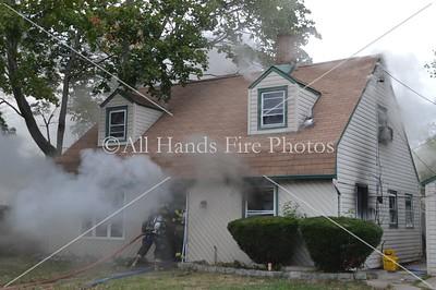 20131009 - Westbury - House Fire