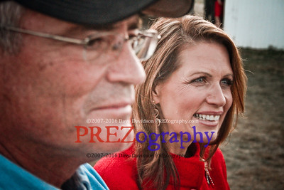 Michele Bachmann at Pumpkin Patch