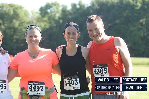 Porter Regional Healthy Hustle 2014
