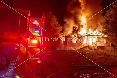 20180405 - City of Mount Juliet - House Fire