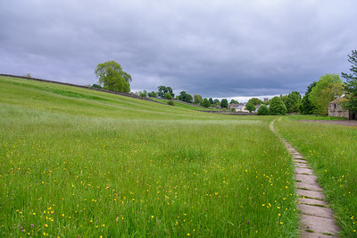 Walk from Askrigg