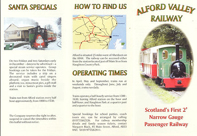Alford Valley Railway