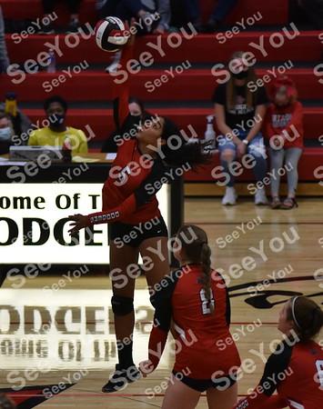 Johnston Vs Fort Dodge Volleyball