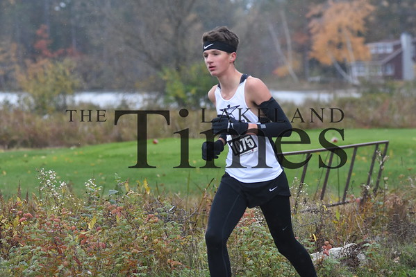 LUHS Cross Country at Hatchet Invite October 12, 2019