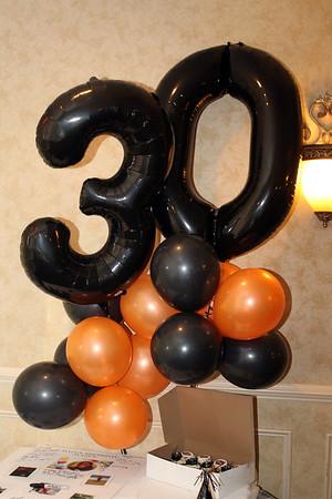 Julius 30th Birthday