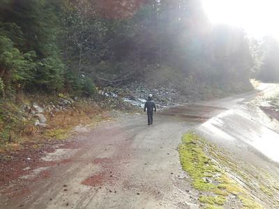 Mt. Loop Hyw Nov 8, 2014