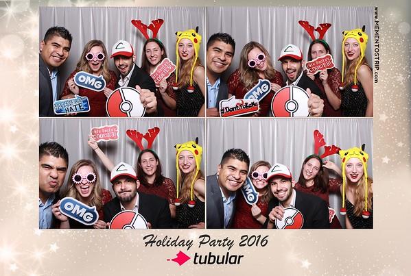 Tubular Holiday Party 2016