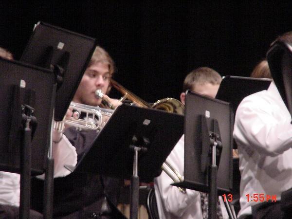 2003-03-13: Band Festival