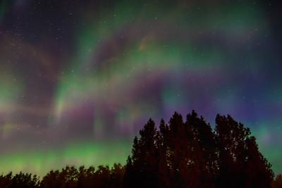 Aurora Borealis September 28, 2017