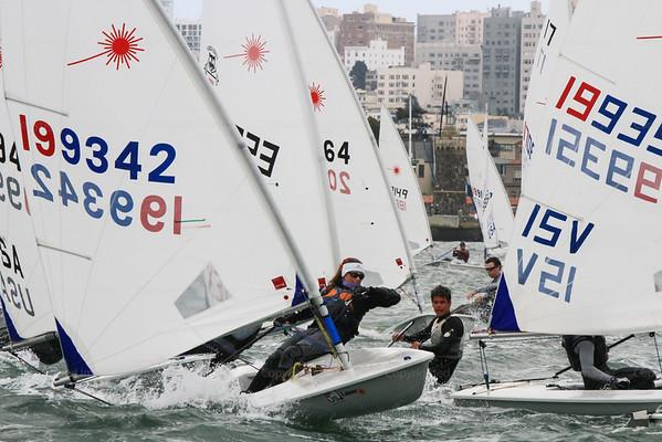 Laser Nationals 2014
