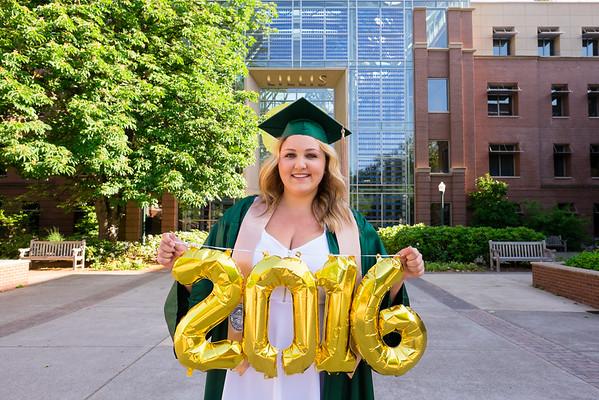 Aspyn Graduation