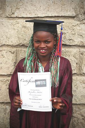 2014 Graduates from Keb