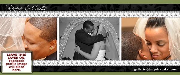 Engagement & Wedding Facebook Timelines