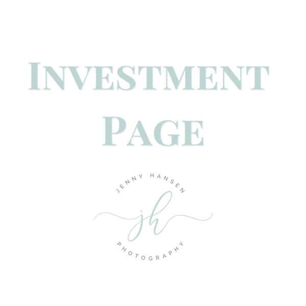 Investment Page