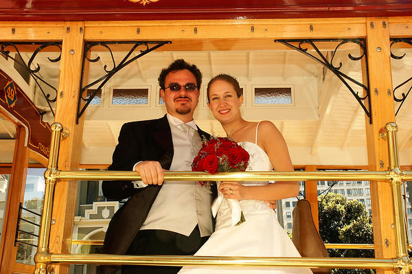 2004 : Lauren's Wedding