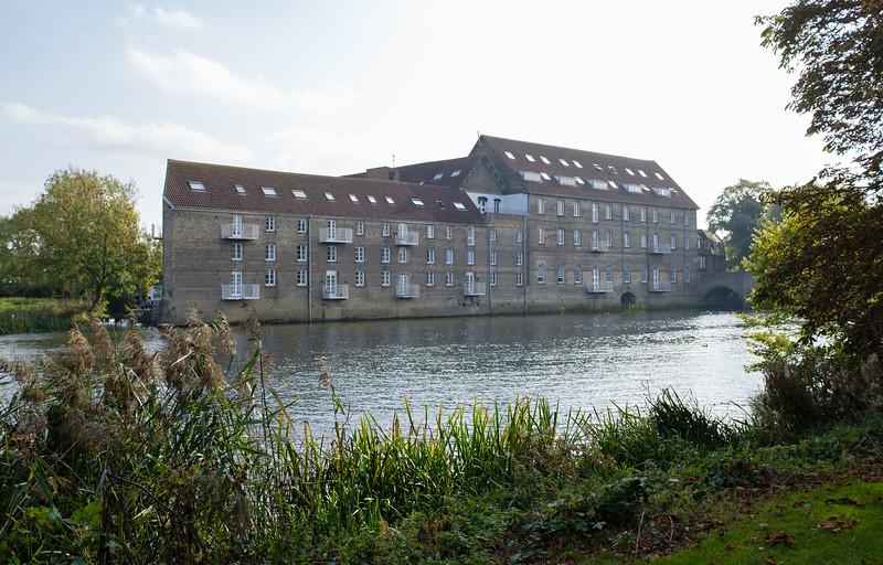 Riverside Mill, Godmanchester, Cambridgeshire