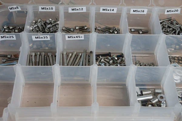 Metric Bolt Kit