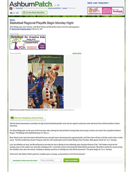 Basketball Regional Playoffs Begin Monday Night - Ashburn, VA Patch.png