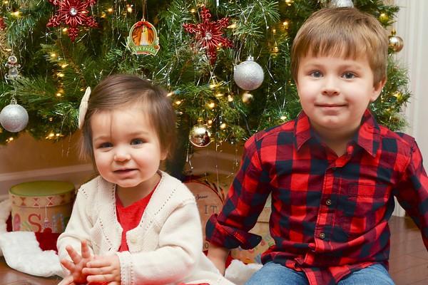 Thomas Family Christmas 2017