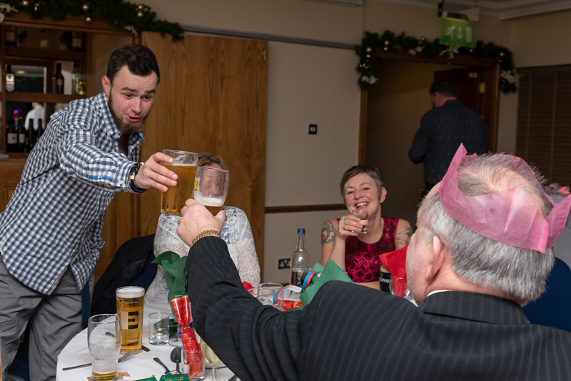 Timbers Group Xmas Party 2017