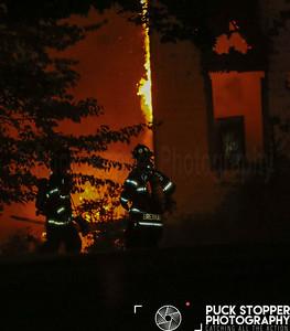 House Fire - 2 Locust Rd, Greenwich, CT - 8/10/18