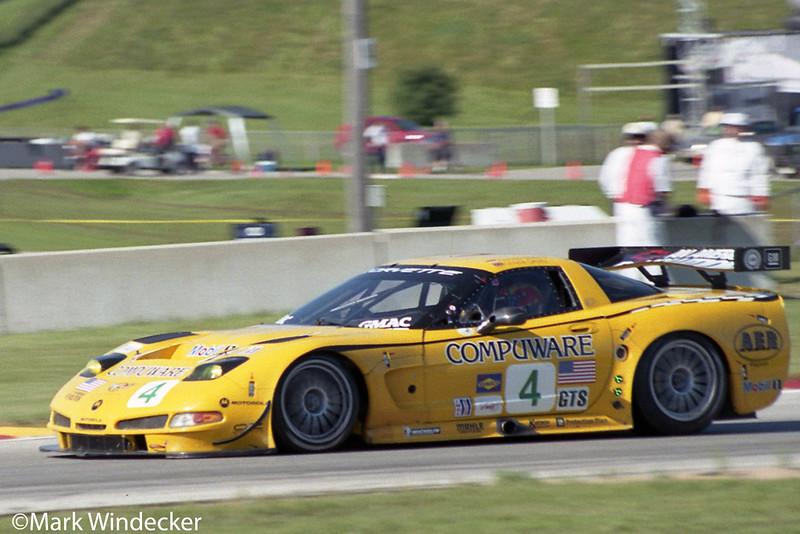 Chevrolet Corvette C5-R #010 (Pratt & Miller)