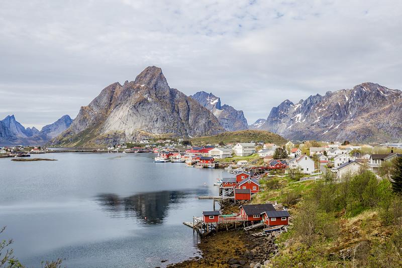 Reine and Hamnøy in the Lofoten Islands
