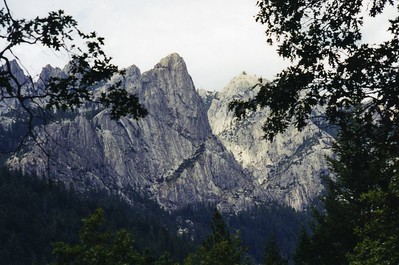 Castle Crags State Park: Trips