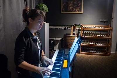 Cherlyn Piano Gig