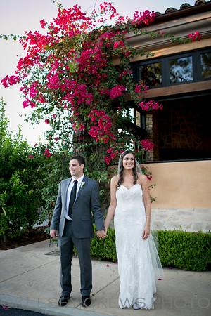 Megan and Tyler Westlake Village Wedding